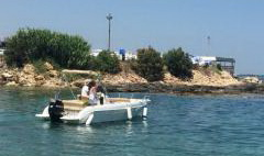 Dina - Barca 7.10 mt 8 posti motore 40 cv senza patente