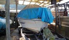 Barca a motore Key Largo