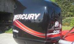 Mercury Optimax 225 L