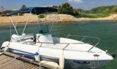 Noemi - Barca 5.10 mt 6 posti motore 40 cv senza patente