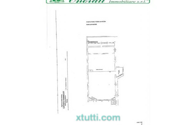 Laboratorio MQ 920 con Uffici e Magazzino