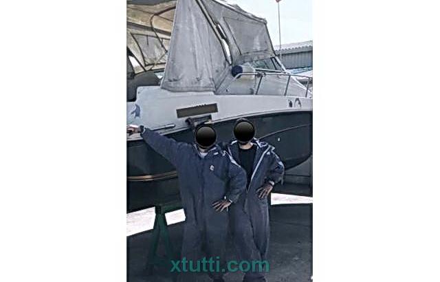 Antivegetativa su barche