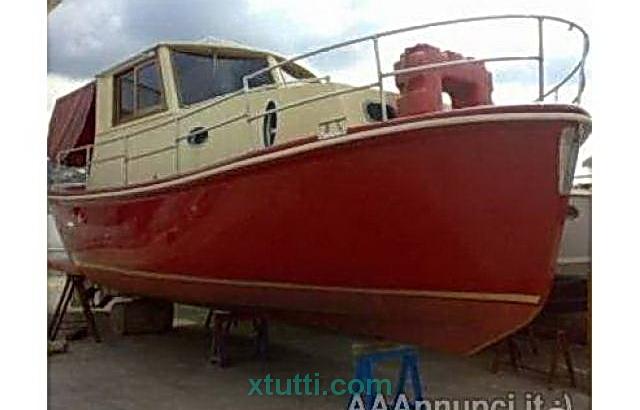 Imbarcazione 9.3 mt entrobordo