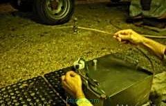Serbatoio acciaio inox