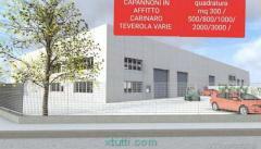 Capannone varie quadrature mq 500/800/1000/1500/2000/3000