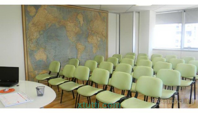 Noleggio aule didattiche ed informatiche