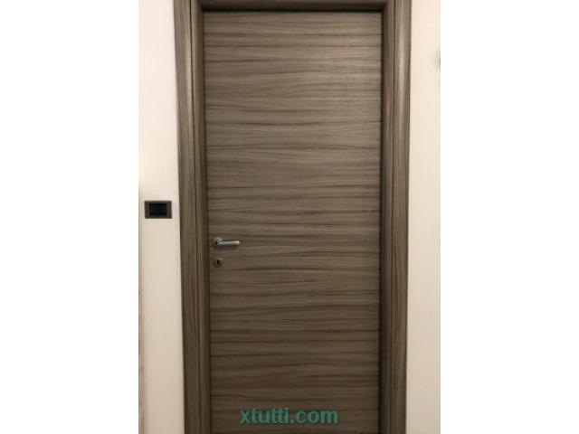 Porte da interno grigio Tortora