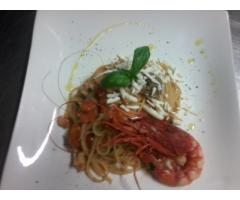 Chef gastronomo