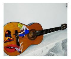 Chitarra acustica clarissa