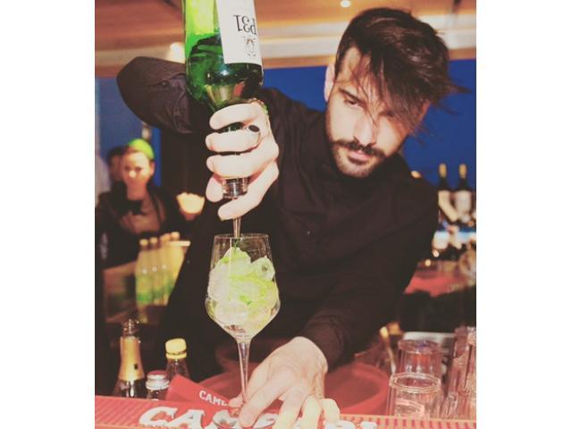 Barman/capobarman