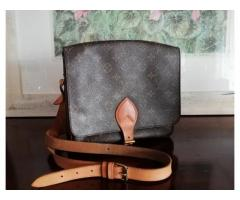 Louis Vuitton Tracolla Crossbody Cartouchere