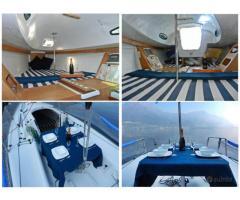 Explorer 20 barca a vela carrellabile