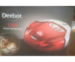 Robot aspirapolvere ecovacs deebot d54