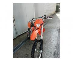 Ktm 125 exc - 2004
