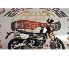 Triumph Scrambler 1200 - xe 2019 km 2200