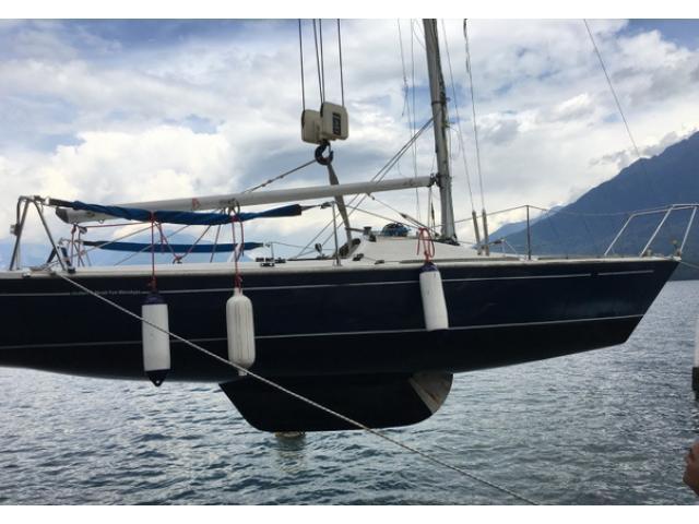 Barca vela monotipo FUN