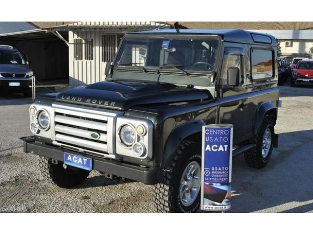 Land Rover Defender 90 2.5 Td5 Station Wagon S