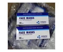 Maschera chirurgica a 3 strati in vendita