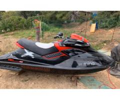 Sea Doo rxp e gte