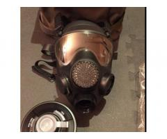 Maschera antigas francese ARF-A (MP5 polacca)