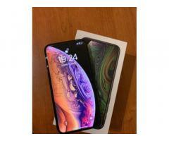 IPhone XS nero