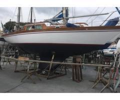 Splendida barca a vela 28 piedi
