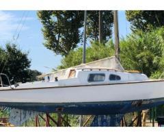Barca a vela di 7 mt