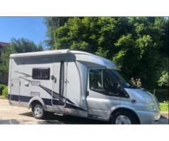 Camper Hobby Van