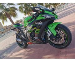 2019 Kawasaki ninja zx10