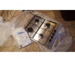 Fornello a gas BEKO HIZG 64120 SX: 60 cm