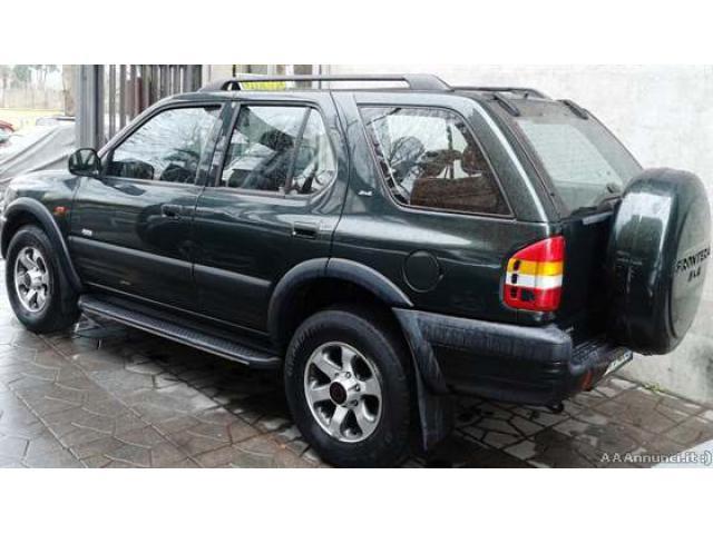 Opel Frontera 2.2 16V DTI Wagon Edition 2000