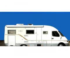 Motorhome camper Euroyacht 190 LD Mobilvetta