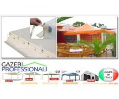 Gazebo 4x4 tendone pensilina hotel pergola tettoia