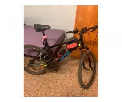Bicicletta btwin donna