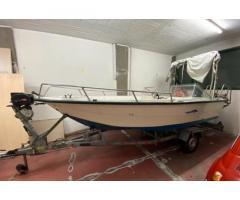 Barca - motore - carrello