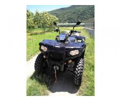 QUAD POLARIS SPORTSMAN 570 FOREST 4X4 EPS OCCASIONE