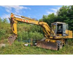 Escavatore Gommato COLMAR K101