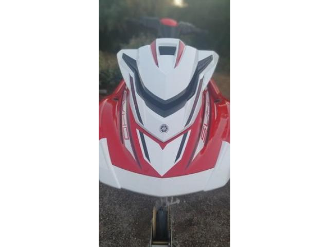 Moto Acqua Yamaha GP 1800 - 260 cv