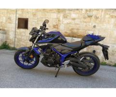Yamaha MT-03 - 2018