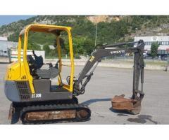 Escavatore Cingolato Volvo EC 20 B