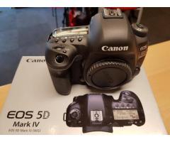 Canon EOS 90D,Canon 5D Mark IV, Canon 5DS, Nikon D850