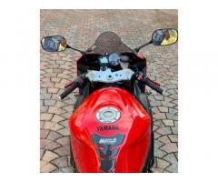 Yamaha R1 semplicemente perfetta