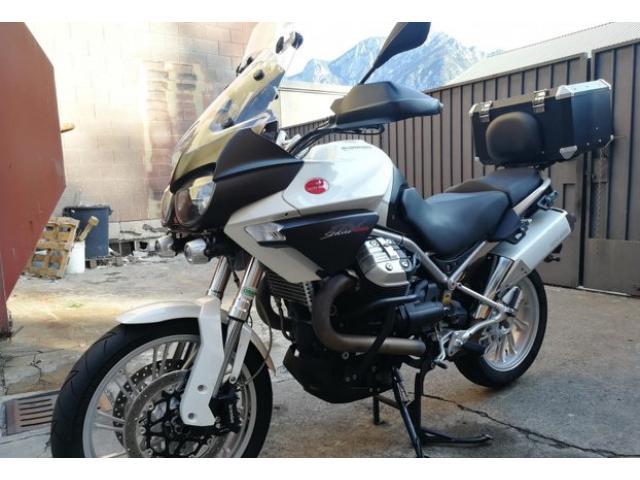 Moto Guzzi Stelvio 1200 - 2012