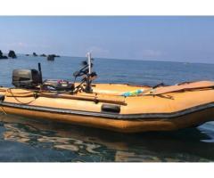 Gommone joker boat 400