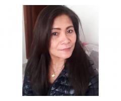 Colf ,domestica ,Badante ,Filippina con esperienza