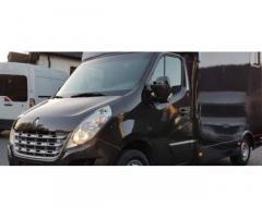 Van Cavalli Nuovo Renault Master MRimorchi