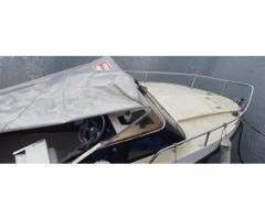 Barca Rio Bravo 5,50 mt cabinata motore 70 Evinrud