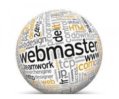 Web master e grafico con esperienza pluriennale