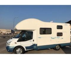 Camper Rimor Sky50 Compatto 6 posti a