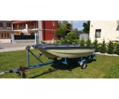 Barca con motore 15cv